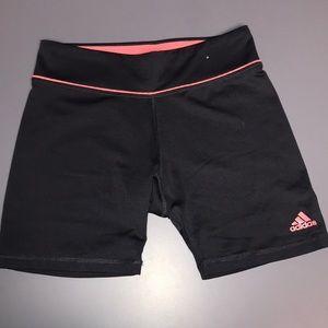 Mid length Adidas spandex